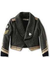 Stella McCartney Kids - Lee Military Jacket (Toddler/Little Kids/Big Kids)