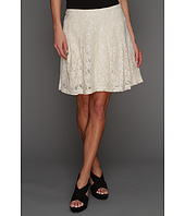 Kensie - Soft Floral Lace Skirt