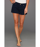 7 For All Mankind - Relaxed Cutoff Short Destroyed Color