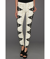 7 For All Mankind - The Skinny in Layered Lace