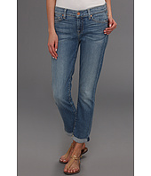 7 For All Mankind - Skinny Crop & Roll in Summer Canyon Mountain
