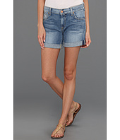 7 For All Mankind - Mid Roll-Up Short in Summer Canyon Mountain