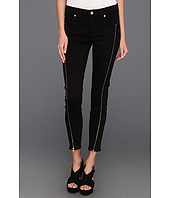 7 For All Mankind - Cropped Skinny w/ Long Side Zips