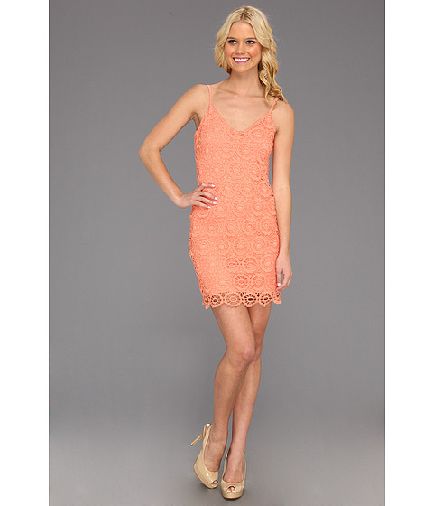 Cheap Jack By Bb Dakota Lynchburg Dress Fresh Peach