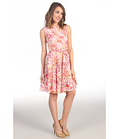 Maggy London - Printed Lace Party Dress