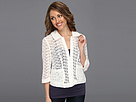 Petite Size Lindsay Lace Jacket by Pendleton