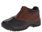 Blizzard Ankle Zip Brown, Black Footwear Watch