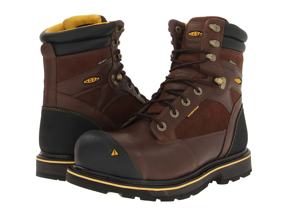 Keen Utility Sheridan Insulated Comp Toe (Cascade Brown) Men
