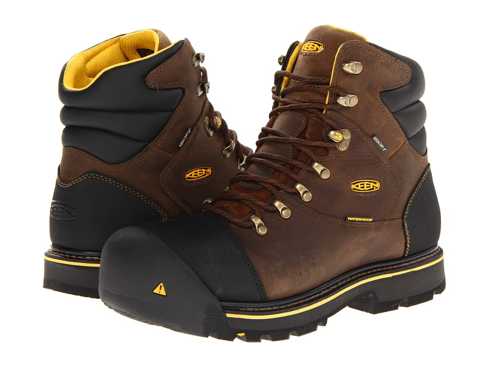 Keen Utility Milwaukee WP (Dark Earth) Men