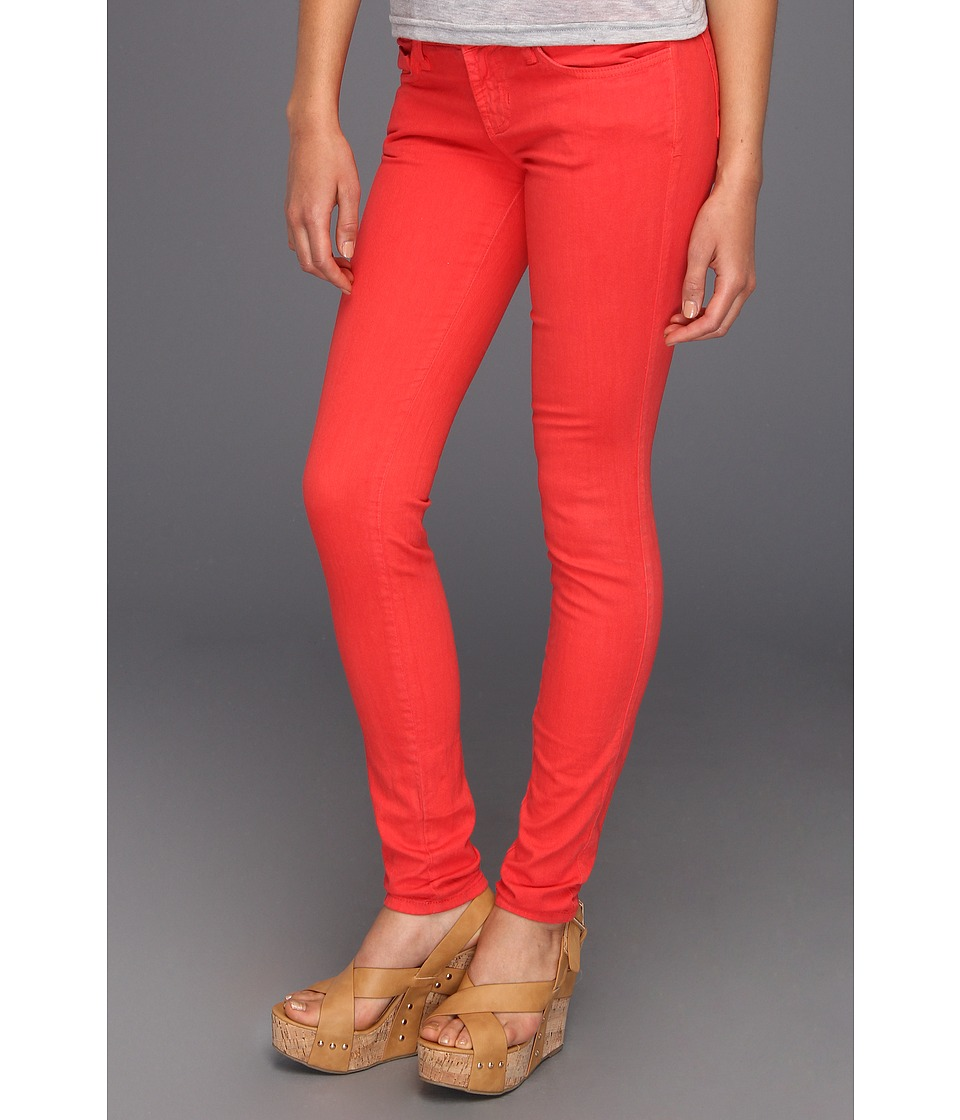 JHaus - Rebecca Colored Skinny (Husker Red) Women's Jeans