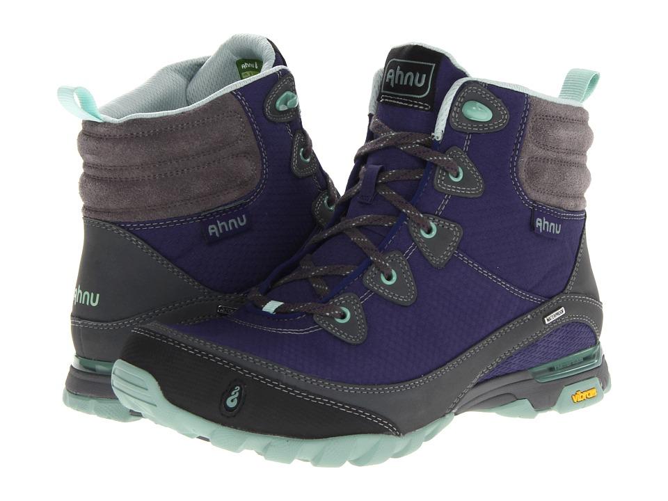 Ahnu Sugarpine Boot Astral Aura Womens Hiking Boots