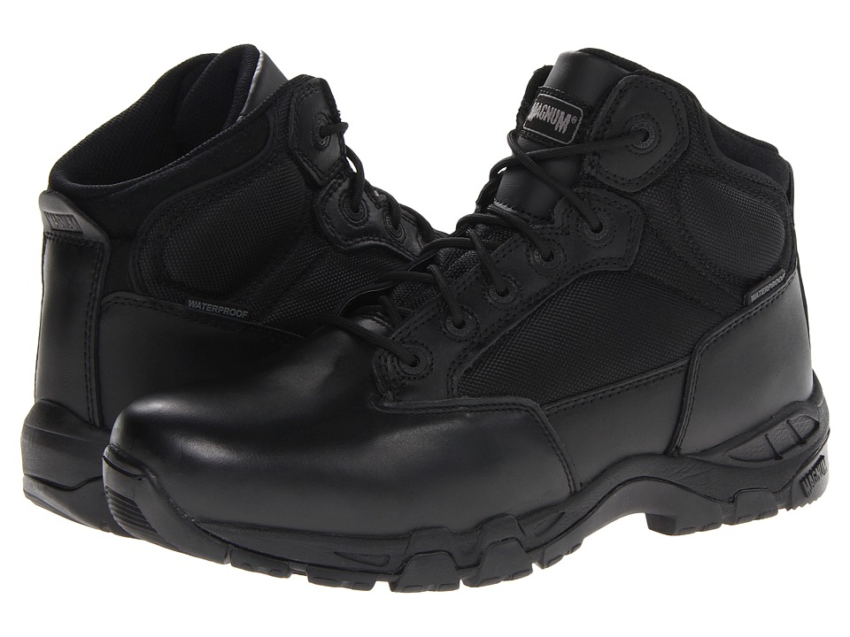 Magnum - Viper Pro 5.0 WP (Black) Mens Work Boots