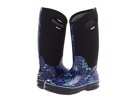 Bogs Winterberry Classic - Blue Multi