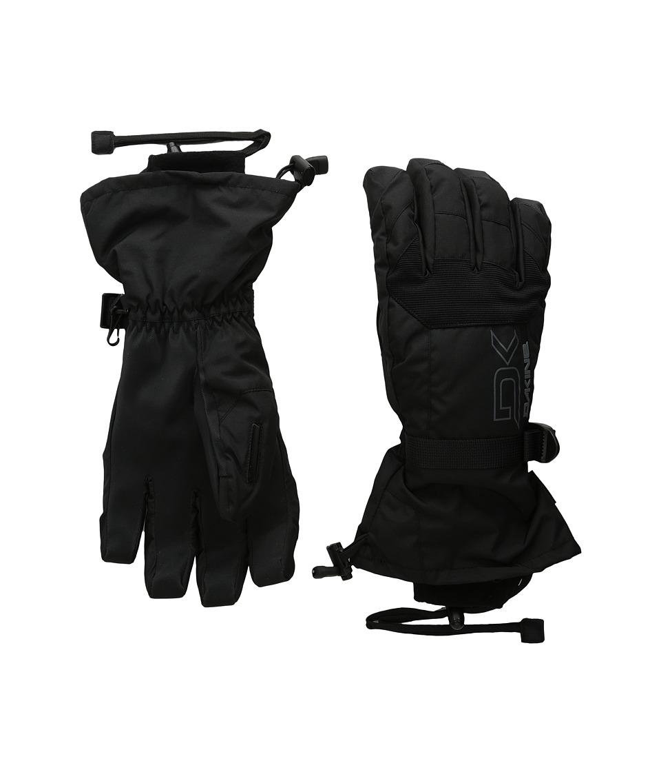 Dakine Scout Short Glove (Black 1) Snowboard Gloves