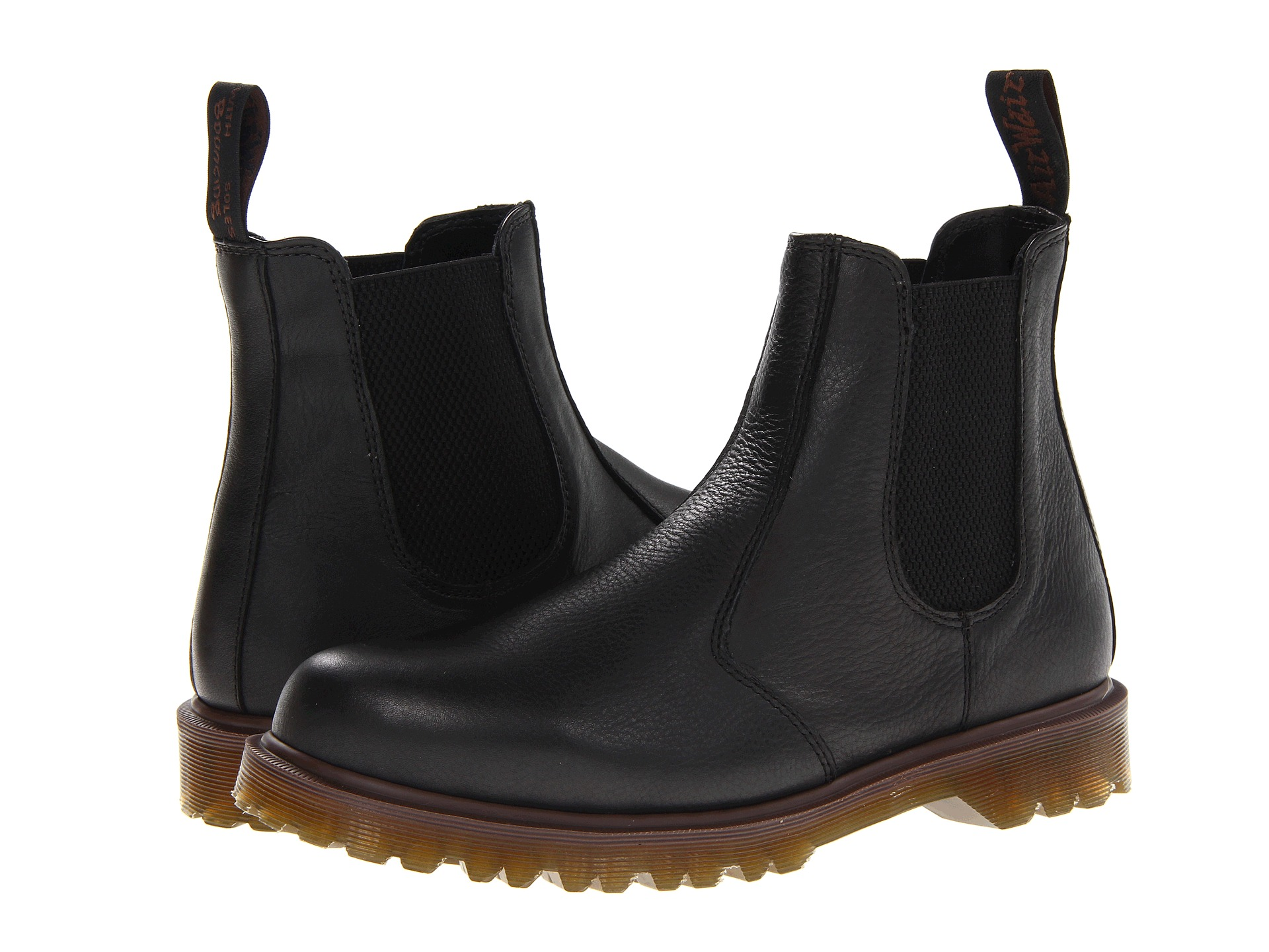 dr martens 2976 chelsea boot free shipping both ways. Black Bedroom Furniture Sets. Home Design Ideas
