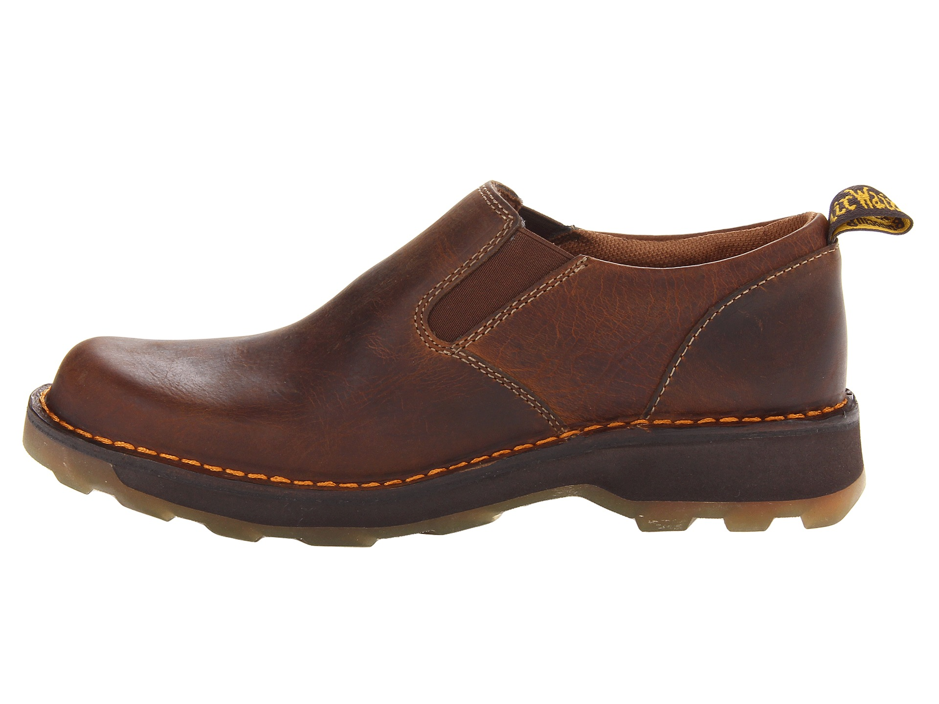 dr martens maclean slip on shoe shipped free at zappos