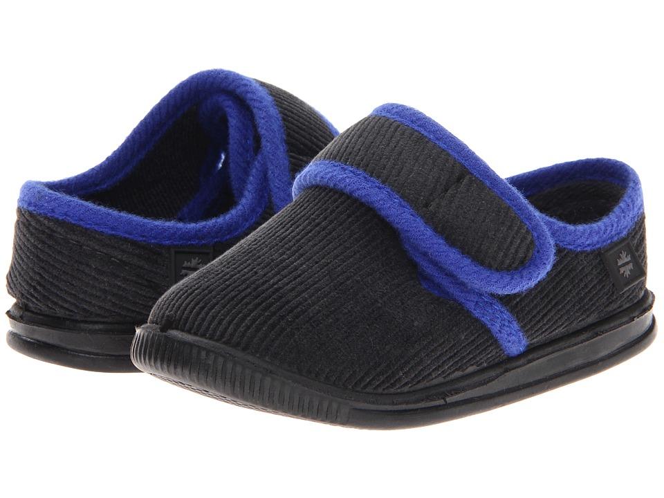 Foamtreads Kids Bern (Toddler/Little Kid/Big Kid) (Grey/Blue) Boys Shoes