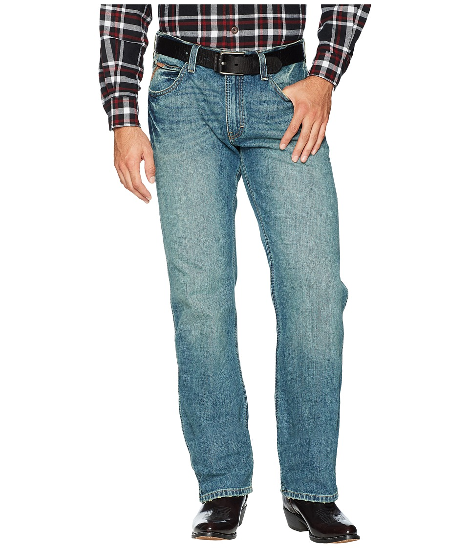 Ariat - M3 Athletic in Scoundrel (Scoundrel) Mens Jeans