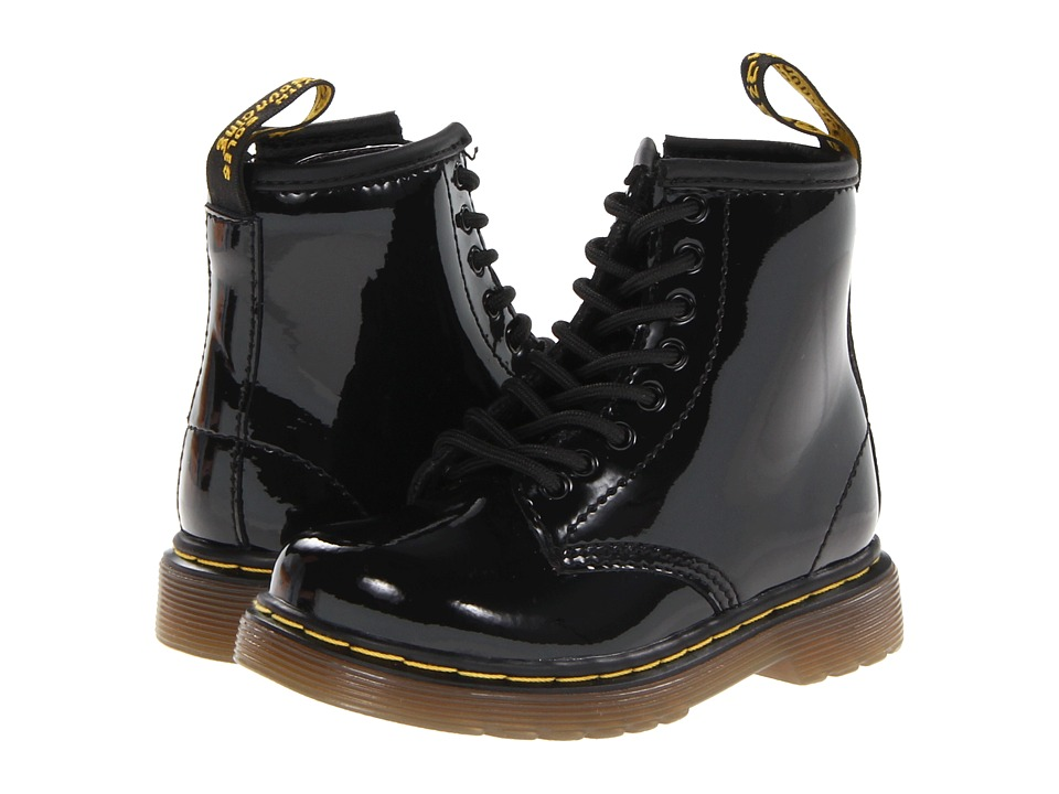 Dr. Martens Kid's Collection - Brooklee 8-Eye Boot