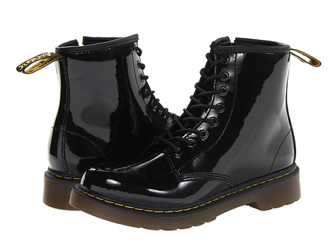 Dr. Martens Kid's Collection Delaney Lace Boot (Little Kid/Big Kid)