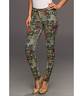 Bleulab - Reversible 8-Pocket Legging in Carribean Floral/Kingston