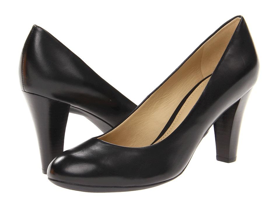 Geox D Mariele High 6 (Black) High Heels