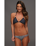 U.S. Polo Assn - Stars and Stripe Print Bikini with Embroidered Logo