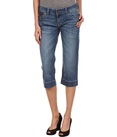 KUT from the Kloth - Kate Back Flap Crop in Enhance