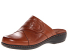 Clarks - Leisa Sahara (Tan Leather) - Clarks Shoes