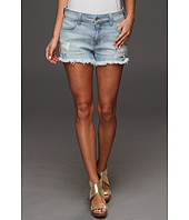 Siwy Denim - Britt High-Waisted Cut-Off Shorts in Careless