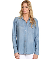 KUT from the Kloth - Chambray Blouse