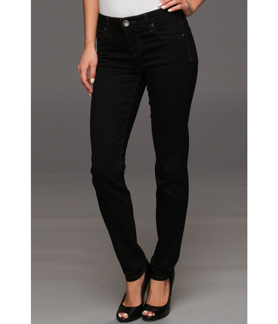 KUT from the Kloth - Diana Skinny in Black (Black) Womens Jeans