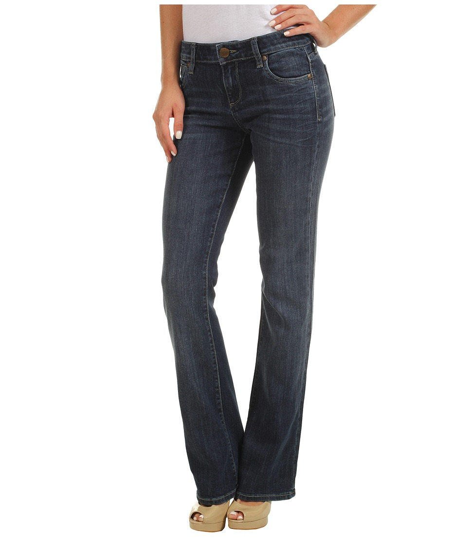 KUT from the Kloth - Karen Baby Bootcut in Capture (Capture) Womens Jeans