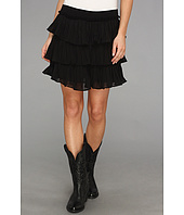 Roper - Georgette 3 Tier Pleated Skirt