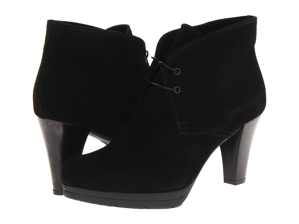 La Canadienne - Madison (Black Suede) Women