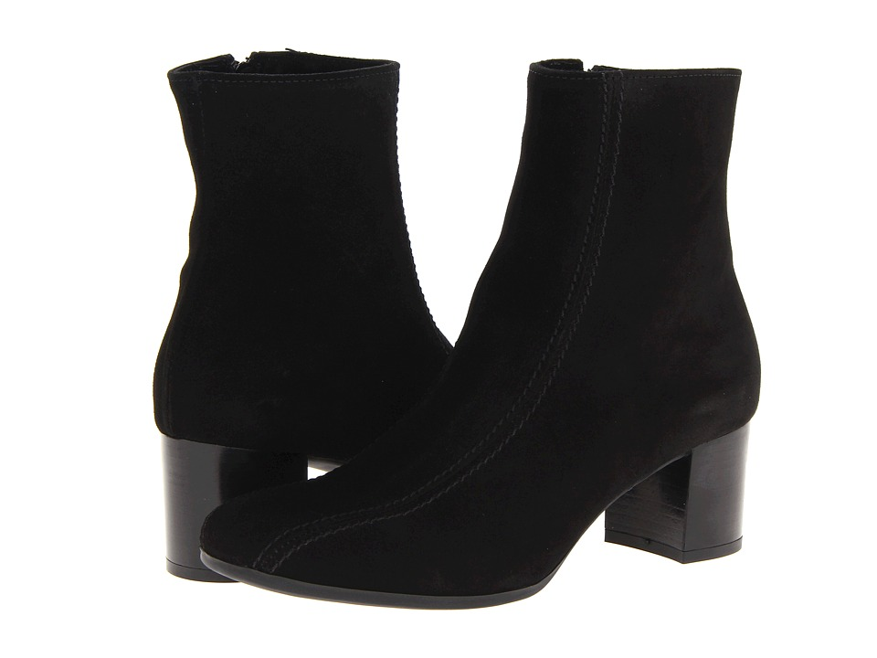 La Canadienne Jewel (Black Suede) Women