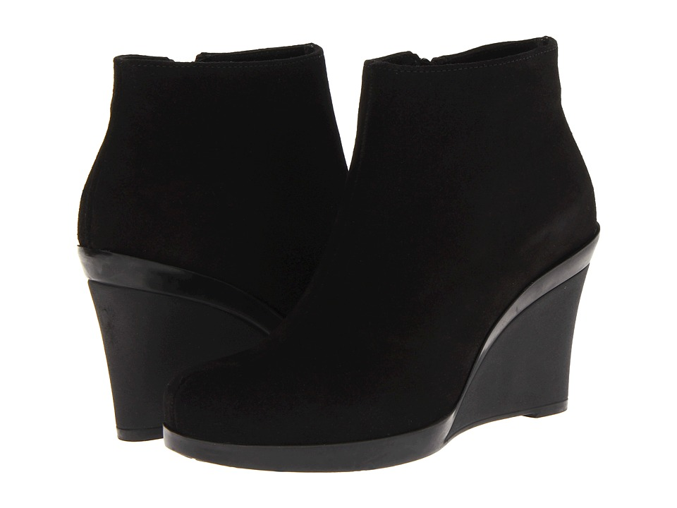 La Canadienne - Idella (Black Suede) Women