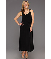 Calvin Klein - Plus Size Maxi Dress w/ Hardware