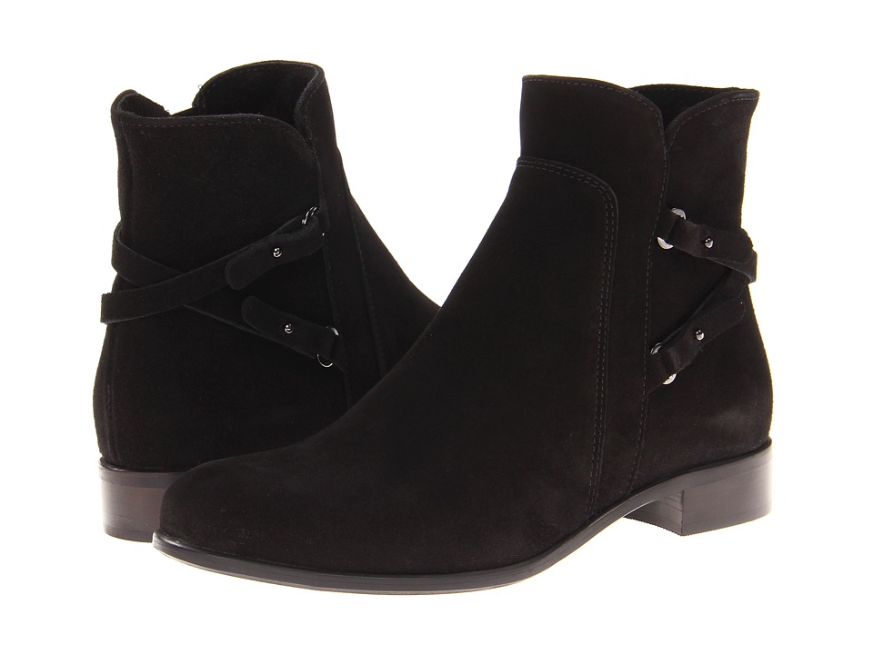 La Canadienne - Sharon (Black Suede) Women