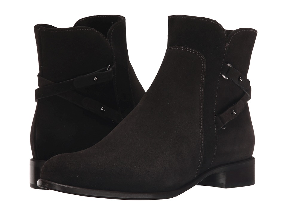 La Canadienne - Sharon (Espresso Suede) Women