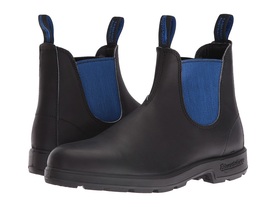 Blundstone BL515 (Black/Blue) Boots