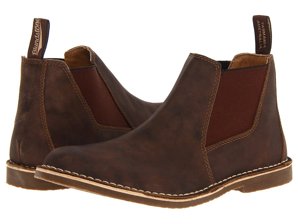 Blundstone BL1314 (Rustic Brown) Men