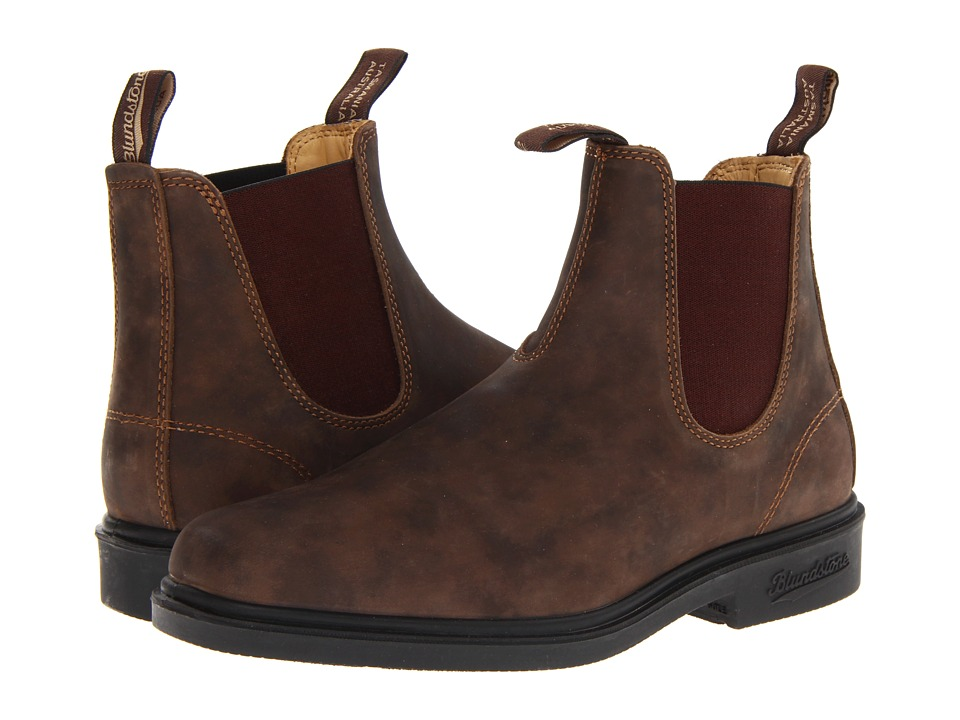 Blundstone - BL1306 (Rustic Brown) Boots