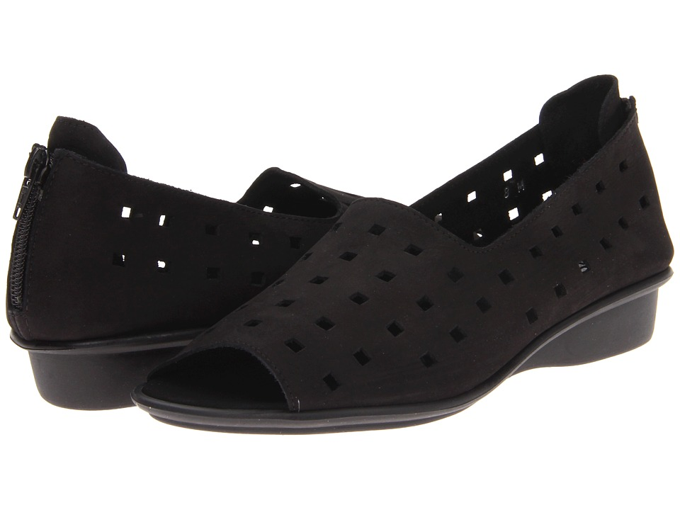Sesto Meucci Evonne (Black) Sandals