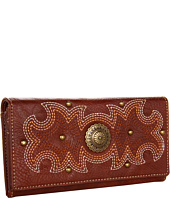 American West - Sheridan Flap Wallet