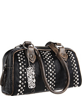 American West - River Rock Satchel
