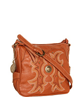 American West - Sheridan Zip Top Hipster Bag