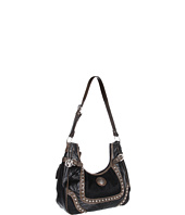 American West - Annie's Secret Scoop Shoulder Bag - Pony Hair