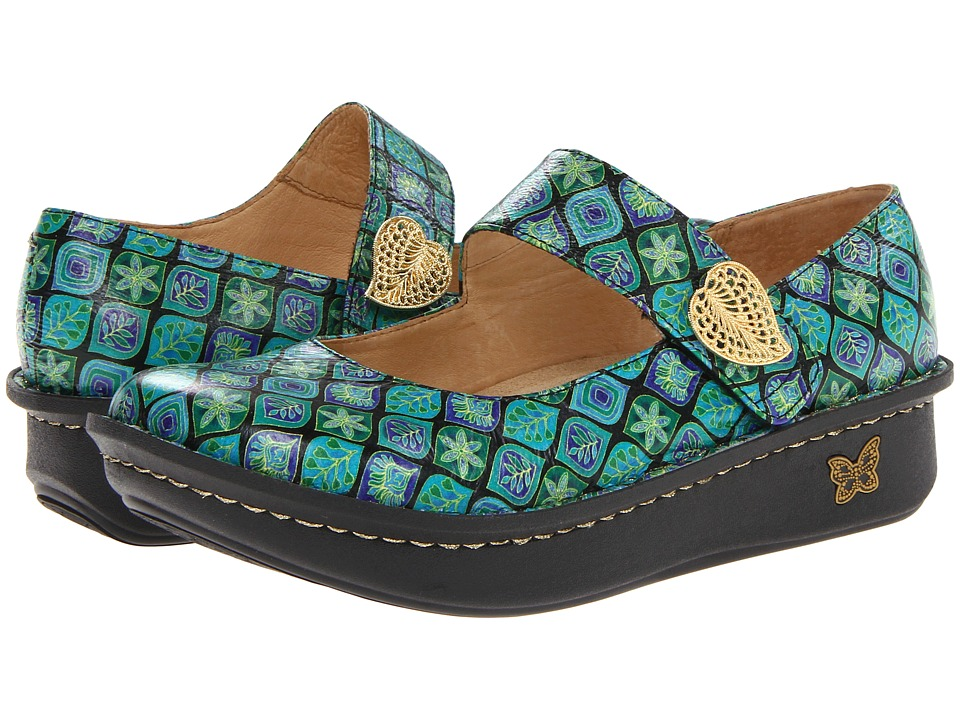 Alegria Paloma (Gold Leaf) Maryjane Shoes