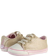 Juicy Couture Kids - Lurex Metallic Sneaker (Infant)